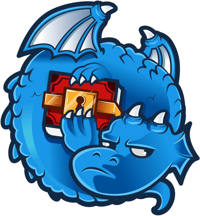 Image result for dragonchain logo